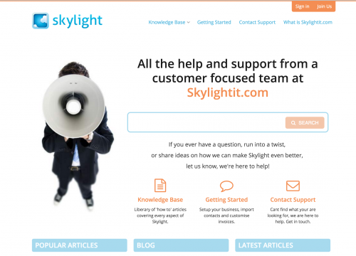 Project Management, Tasks, Time Billing & Invoice App for Your Business - skylightit